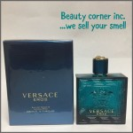 VERSACE EROS  By Versace For Men - 3.4 EDT SPRAY